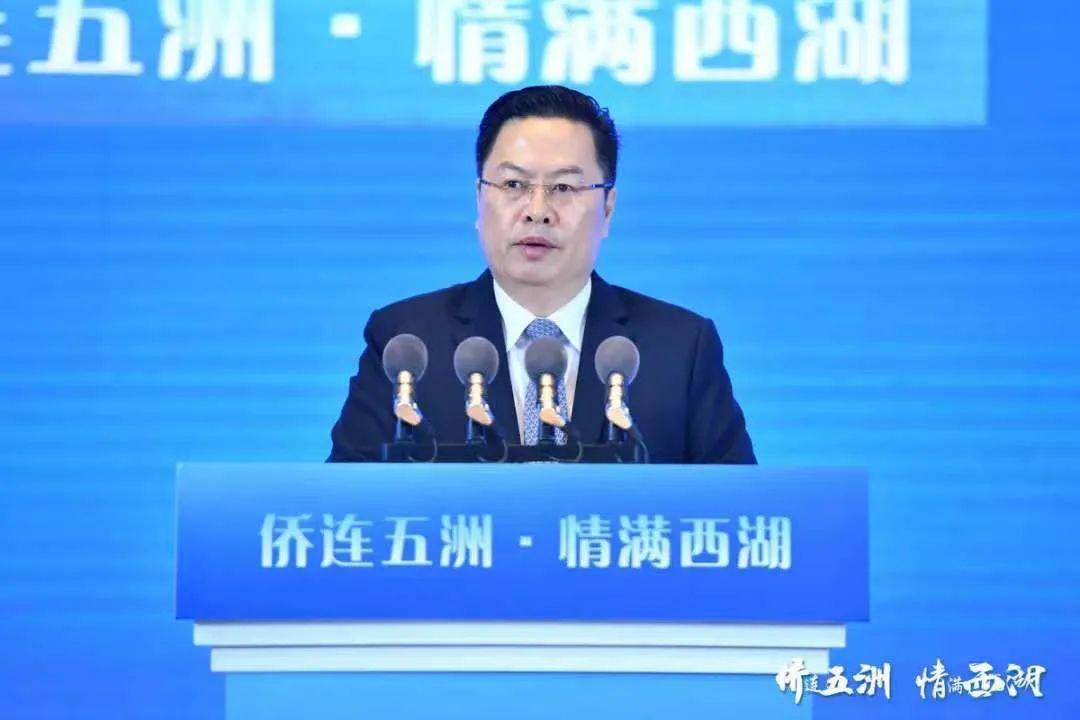 日本全华联代表参加囯侨联举办的杭州世界侨团大会,共话抗疫及侨社建设!